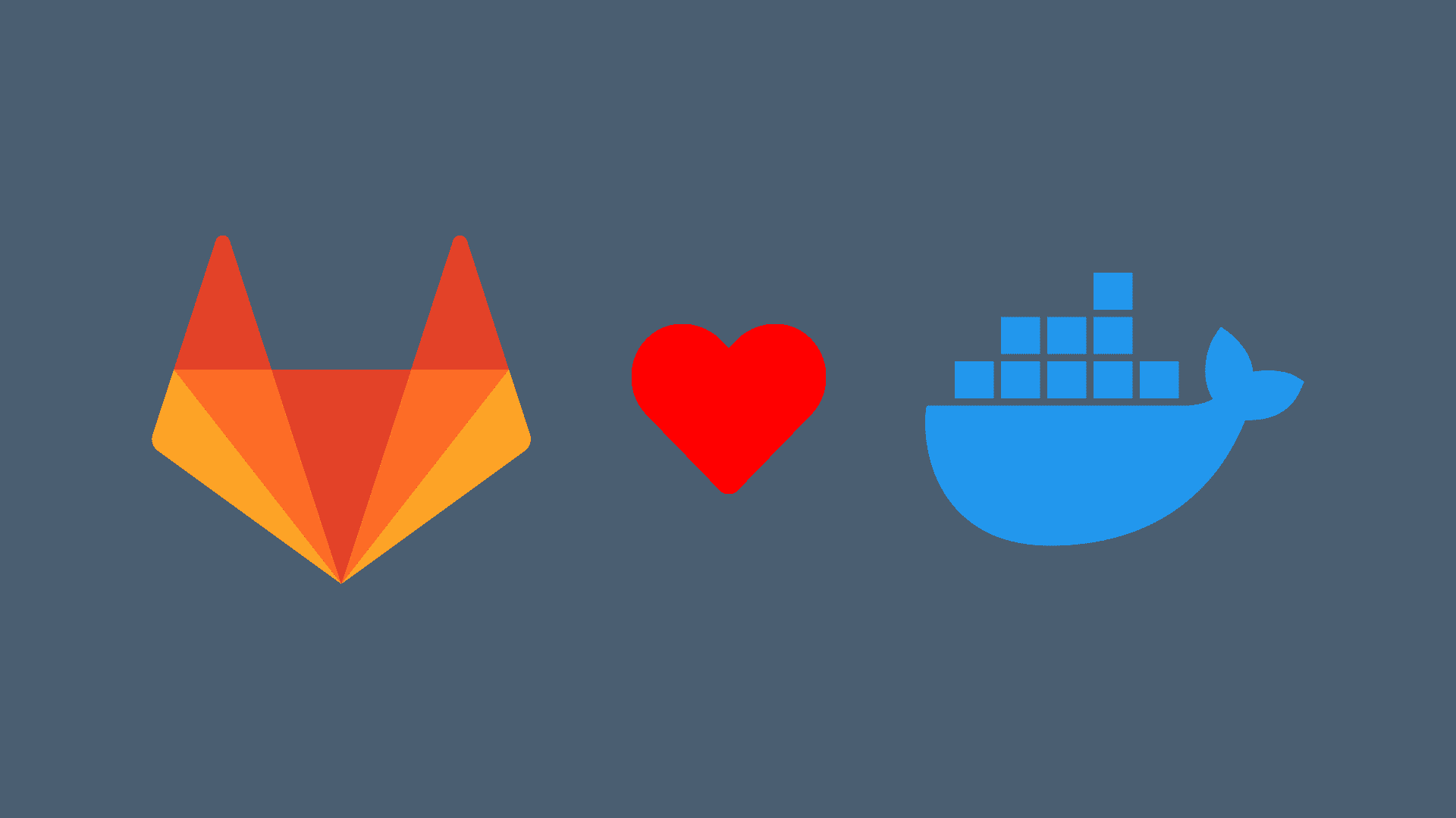 Docker, Gitlab, tests unitaires et Registry