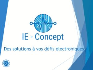 Présentation IE-Concept - Couverture