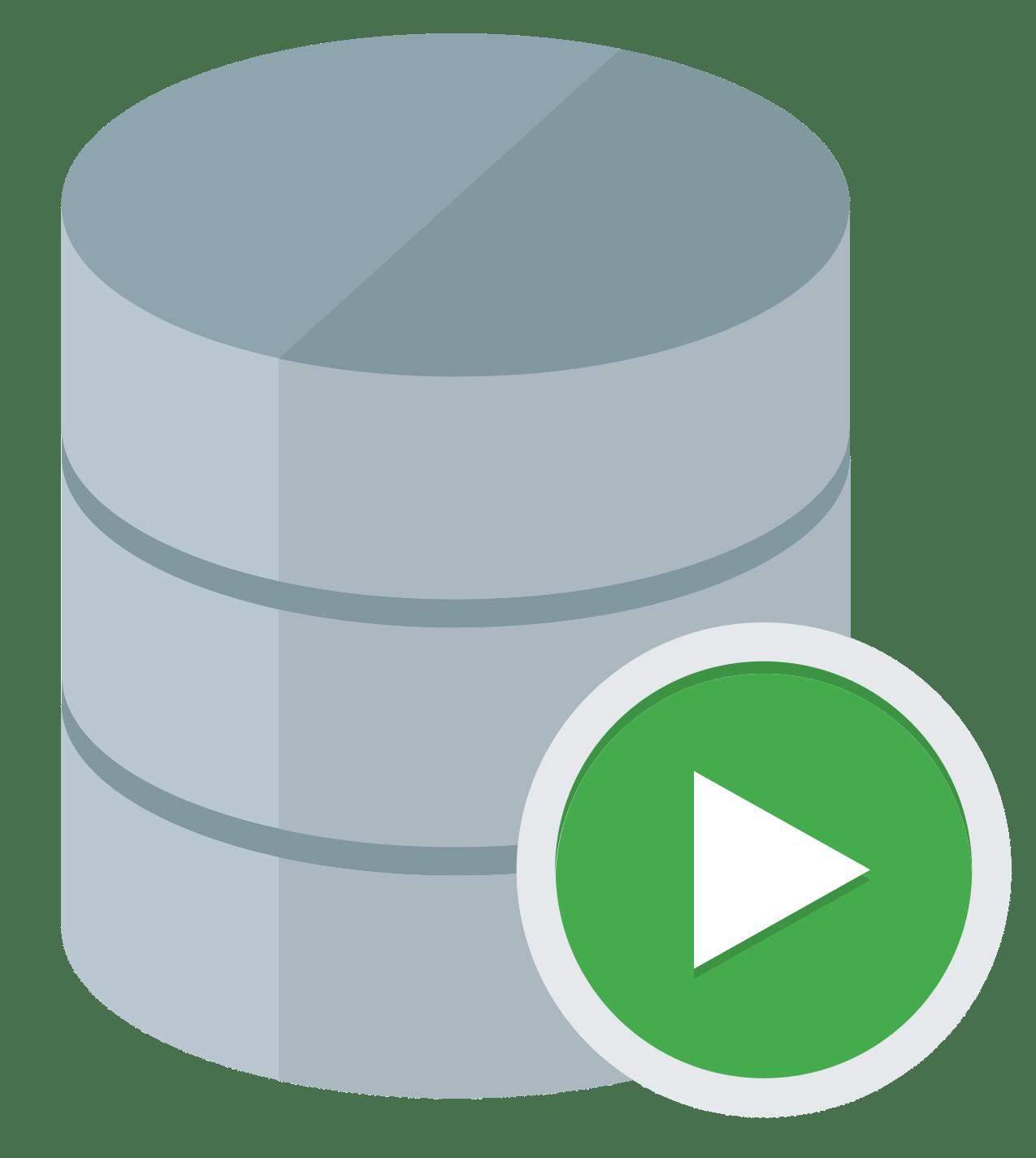 Logo base de données